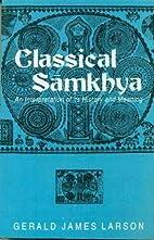 Classical Samkhya: An interpretation of its…