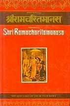 Tulasidasa's Shriramacharitamanasa (The Holy…