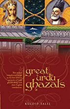 Great Urdu Ghazals by Kuldip Salil