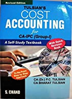 Tulsian's Cost Accounting for CA - IPC…