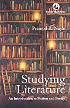 Studying Literature: An Introduction to…