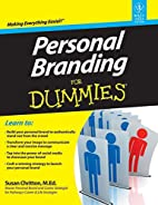 Personal Branding For Dummies by Susan…