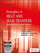 Principles Of Heat And Mass Transfer 7Ed (Pb…