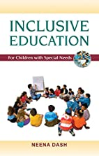 Inclusive Education: For Children with…