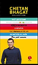 Chetan Bhagat 5 Books Set by Chetan Bhagat