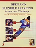 Open and Flexible Learning by Prof. Ram…