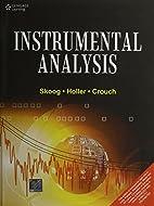Instrumental Analysis by Douglas A. Skoog