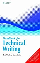 Handbook For Technical Writing by MCMURREY