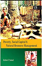 Poverty, Social Capital and Natural Resource…