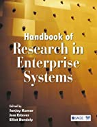 Handbook of Research in Enterprise Systems…