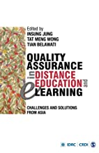 Quality assurance in distance education and…