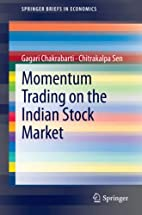Momentum trading on the Indian stock market…