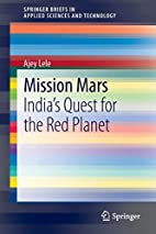 Mission Mars: India's Quest for the Red…