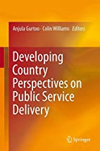 Developing Country Perspectives on Public…