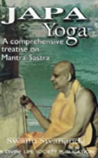 Japa Yoga A Comprehensive Treatise on&hellip;