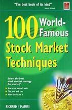 100 World Famous Stock Market Techniques by…