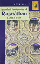 Annals and antiquities of Rajast'han,…