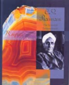 C V Raman - The Scientist Extraordinary by…