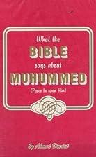 CHRIST IN ISLAM by Ahmed Deedat