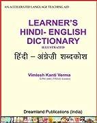 Learner's Hindi-English Dictionary…