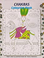 Chakras Colouring Book by Tania Sironic
