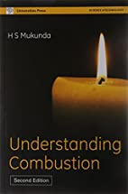 Understanding Combustion by H.S. Mukunda