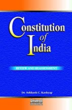 The Constitution of India: Review and…