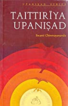 Taittiriya Upanisad by Swami Chinmayananda
