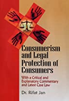 Consumerism and Legal Protection of…