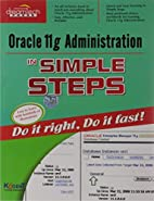 Oracke 11g Administration in Simple Steps by…