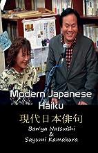 Modern Japanese Haiku (English and Japanese…