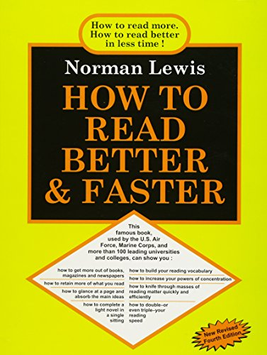 how-to-read-better-faster