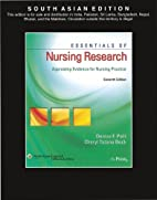 Essentials of Nursing Research 7/e by Beck…