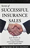 Kinder, Jack: Secret of Successful Insurance Sales