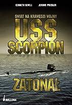 USS Scorpion zatonal by Kenneth Sewell