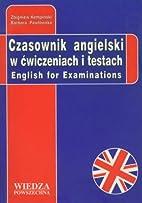 Czasownik angielski w cwiczeniach i testach…
