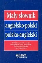 Mały słownik angielsko-polski,…