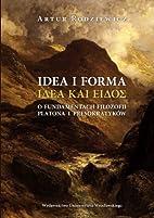 Idea i forma = Idea kai eidos : o…