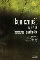 Ikoniczność w języku, literaturze i…