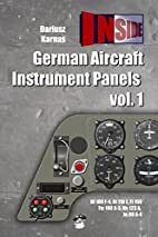 German Aircraft Instrument Panels vol. 1.…