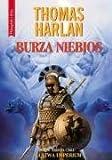 Thomas Harlan: Burza Niebios (Signed)