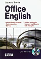 Office English CD by Swida Dagmara