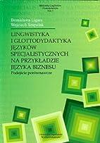 Lingwistyka i glottodydaktyka języków…