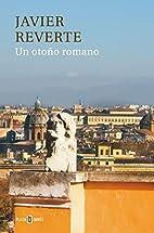 Un otoño romano by Javier Reverte