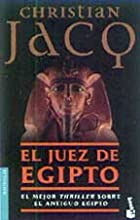 El Juez de Egipto (Spanish Edition) by…