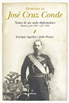 MEMORIAS DE JOSE CRUZ CONDE(9788415338246)…