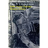 Harman, Gilbert: Sobre Noam Chomsky: Ensayos Criticos