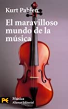 El maravilloso mundo de la musica (COLECCION…