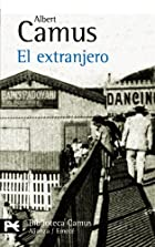 El extranjero by Albert Camus