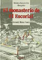 El monasterio de El Escorial by Fernando…